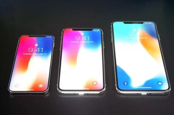 iPhoneXs 予想画像