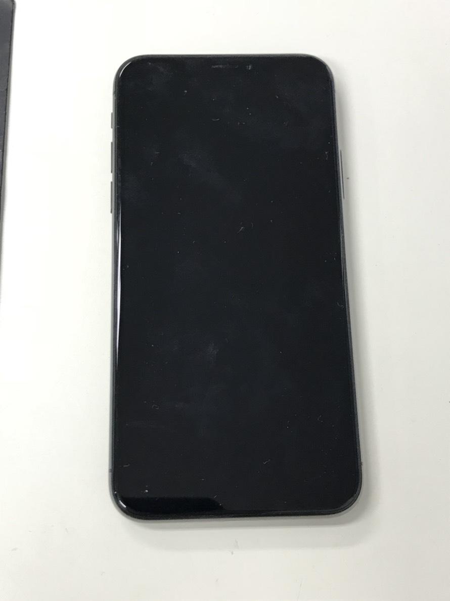 iPhoneX 液晶画面 修理前