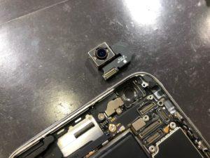 iPhone6Slus バックカメラ修理