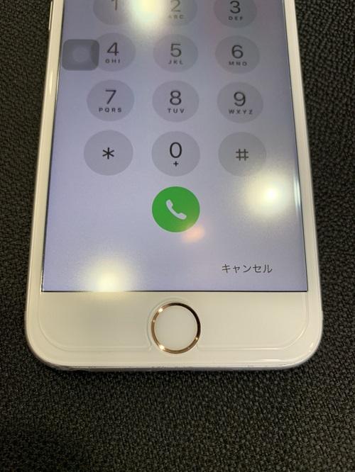 iPhone6s ホームボタン取付