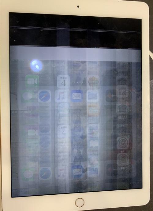 iPadAir2 画面交換前