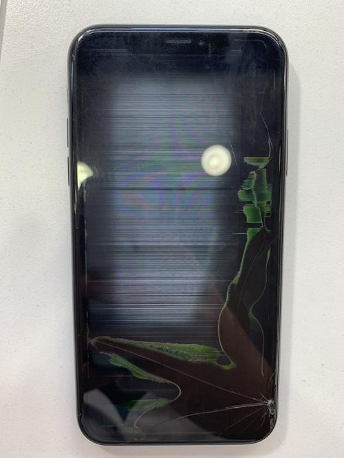 iPhoneXR 画面交換 ガラス交換 液晶交換