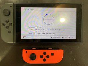 Nintendo Switch スティック 修理