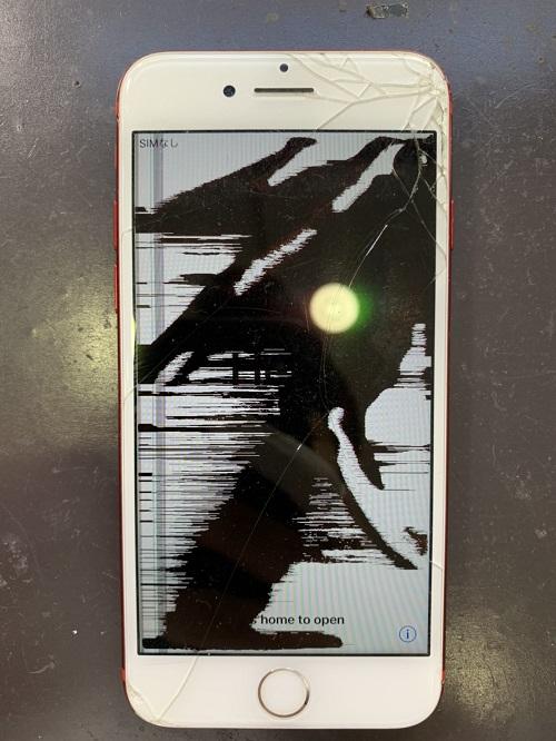 iPhone7 ガラス交換 液晶交換 画面交換
