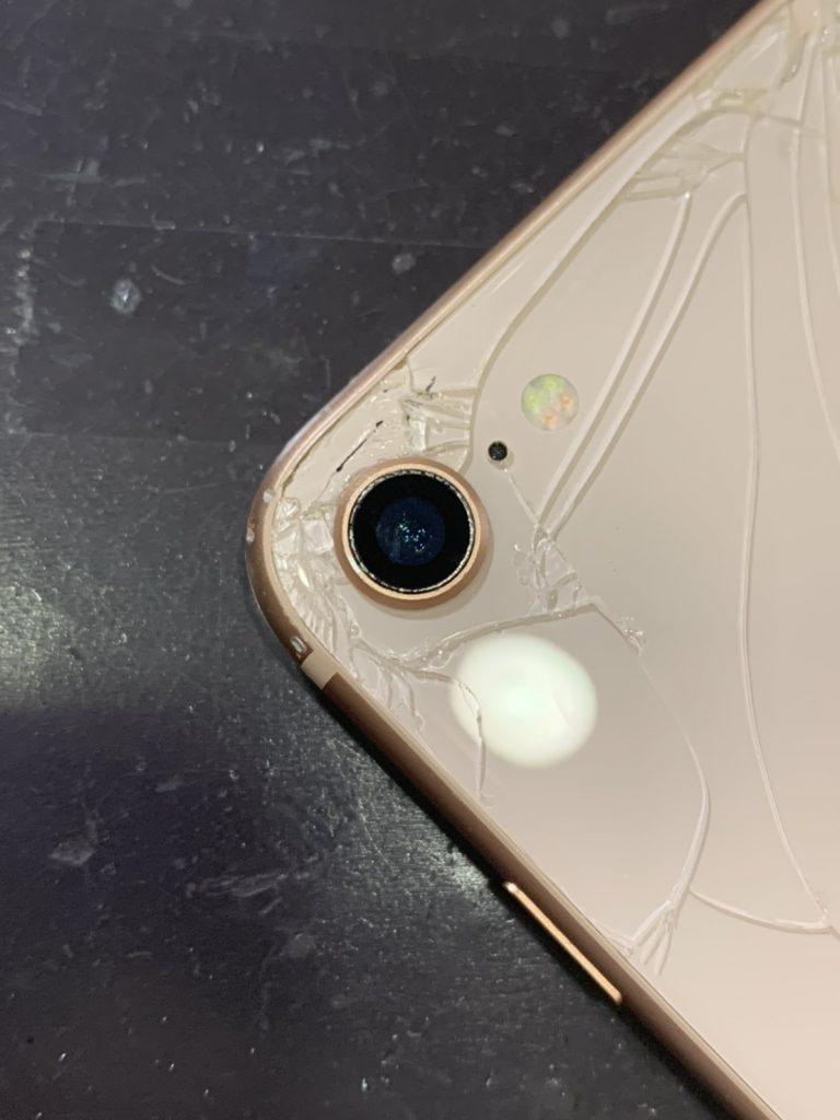 iPhone8 カメラ交換 カメラ修理