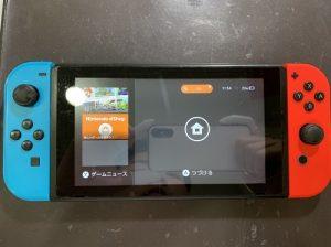 Nintendo Switch 画面修理 画面交換
