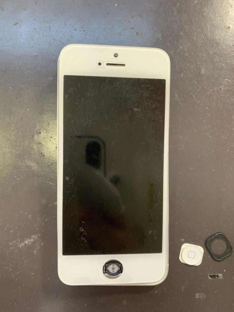 iPhone5 修理 小倉