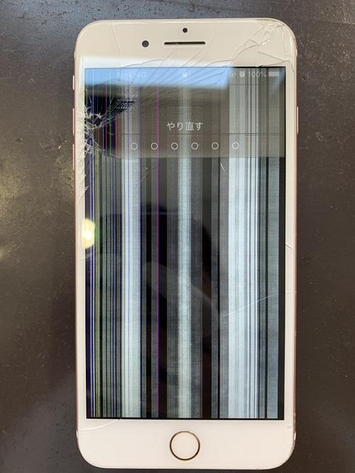 iPhone7 画面交換 画面修理