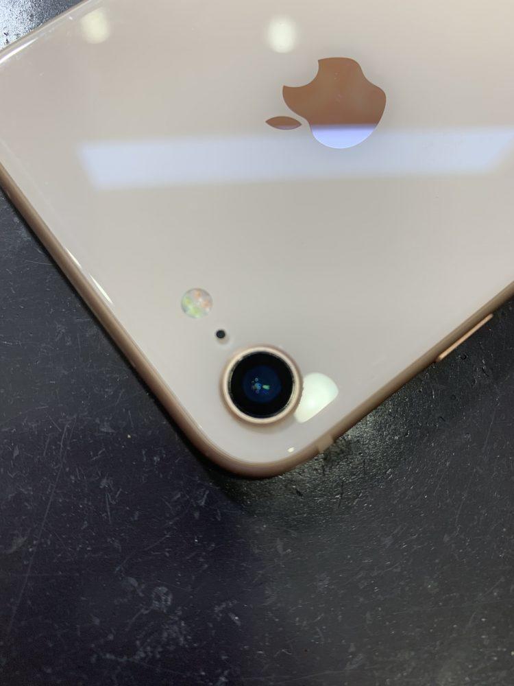 iPhone カメラレンズ修理