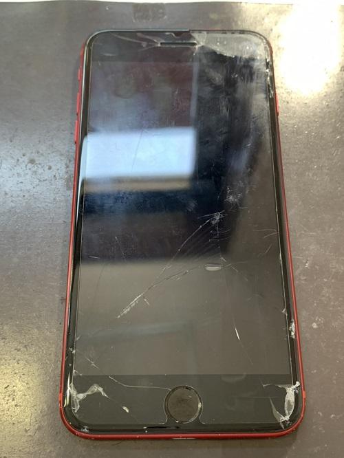 iPhone8Plus 画面交換 画面修理