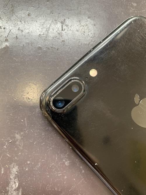 iPhone7Plus カメラレンズ交換 カメラレンズ修理