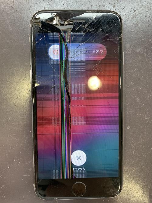 iPhone6s 画面交換 画面修理
