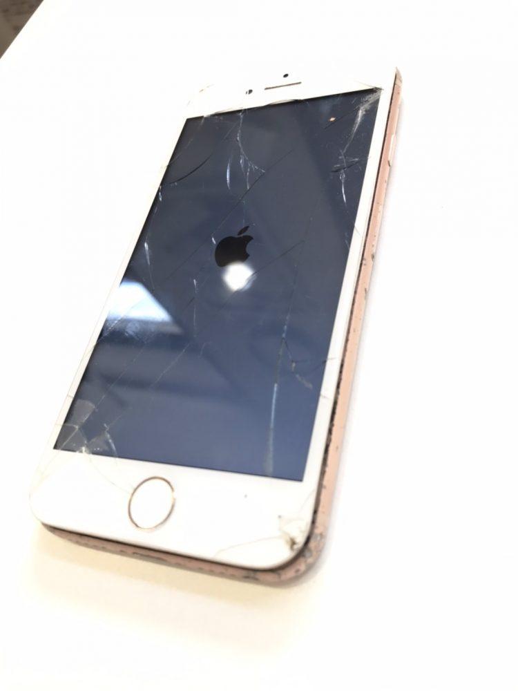 iPhone修理 小倉 北九州 画面割れ
