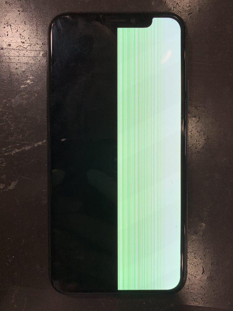 iPhoneXs 画面交換 画面修理