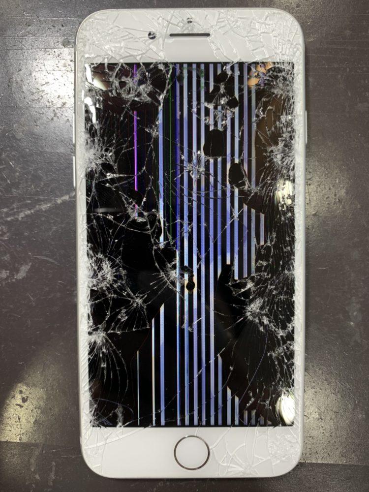 iPhone7 ガラス修理 小倉北区