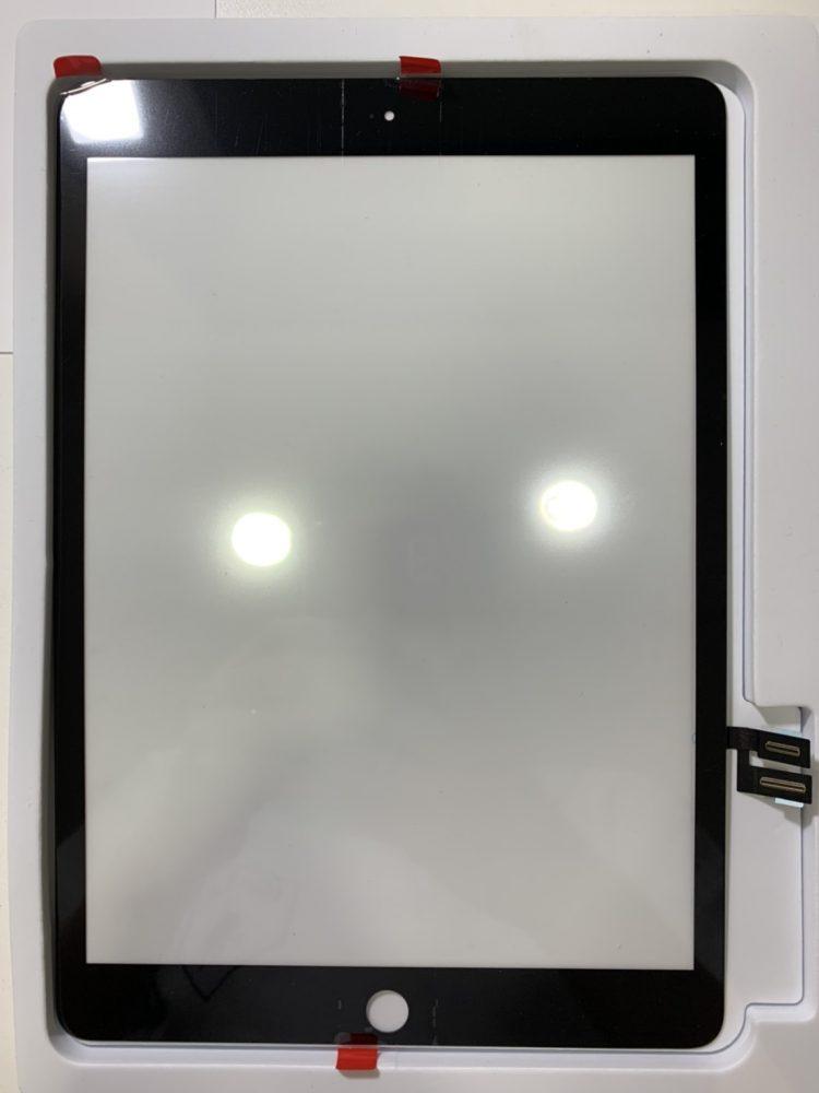 iPad6 ガラス黒