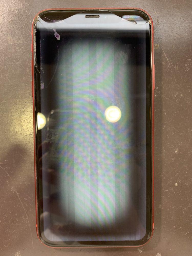 iPhoneXR 液晶交換 液晶修理