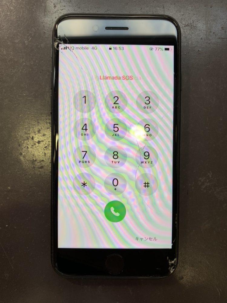 iPhoneSE 画面交換 画面修理