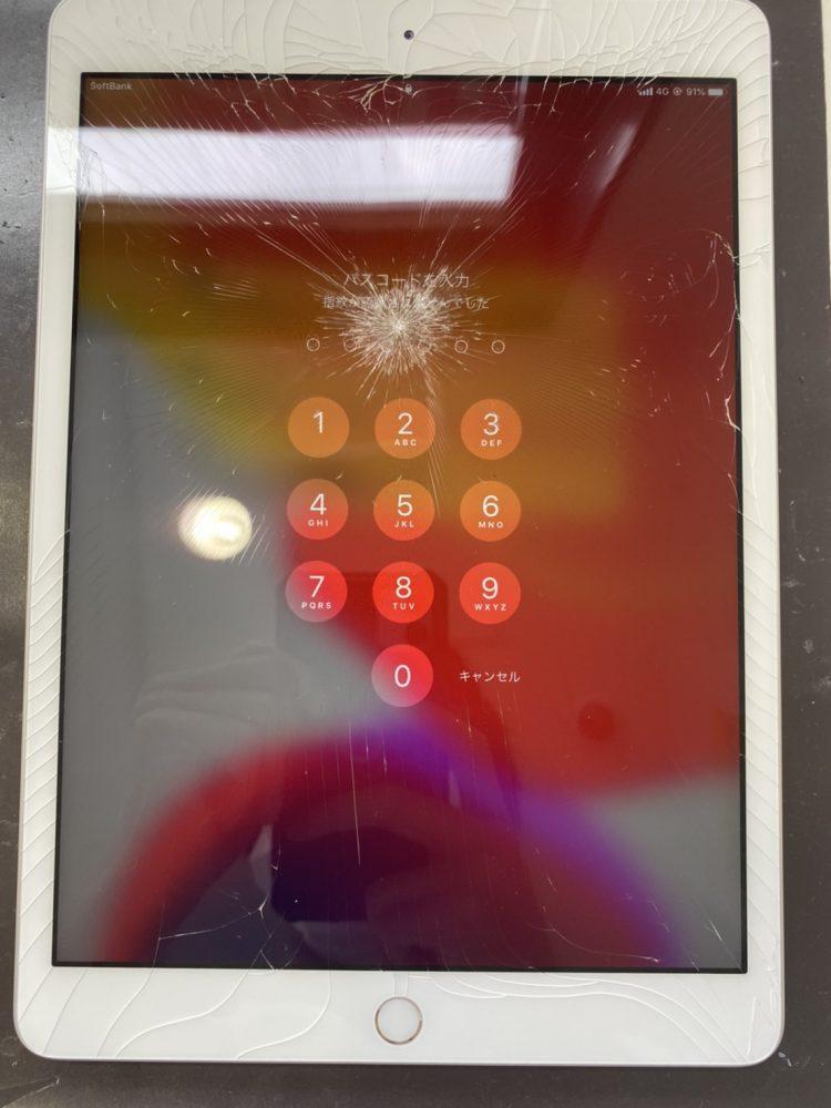 iPad 7 修理