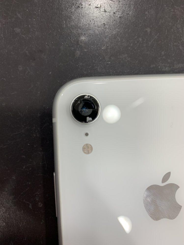 iPhone8 カメラレンズ交換