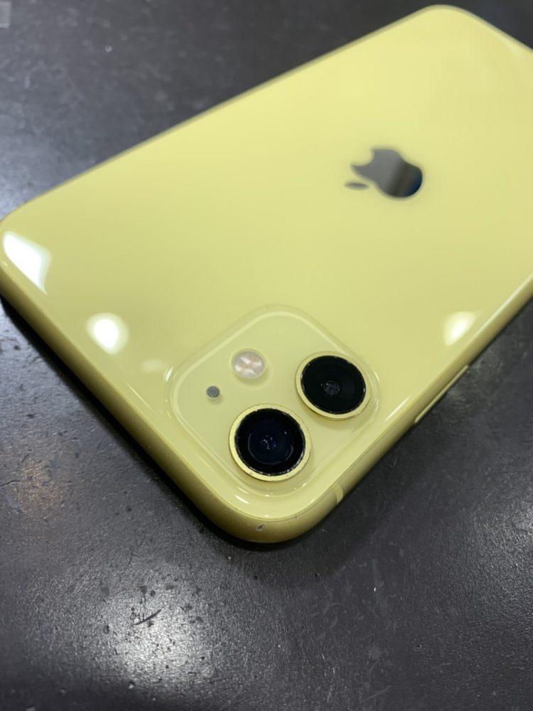 iPhone11 カメラ交換 小倉