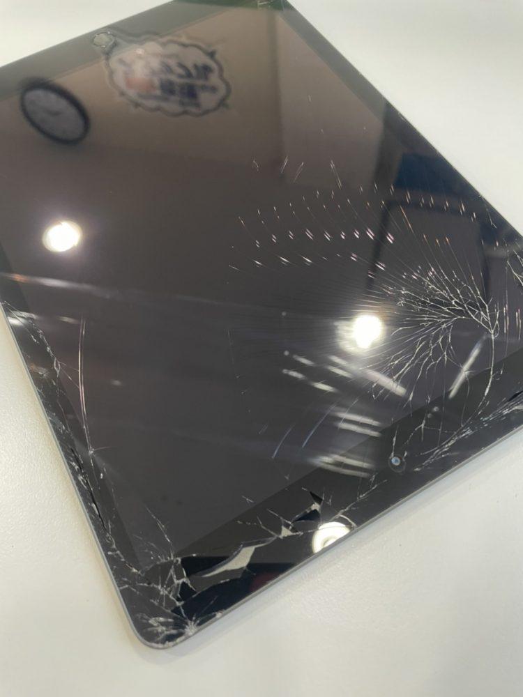 iPad 画面修理 小倉
