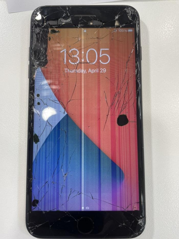 北九州市 画面割れ iPhone アイホン 修理