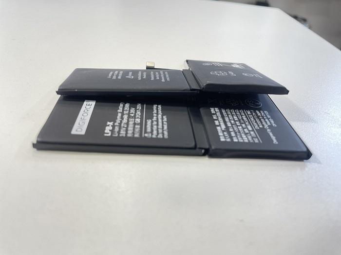 iPhone アイフォーン 画面浮き バッテリー膨張 劣化