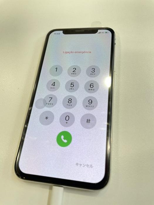iPhoneX アイフォーンX アイフォーン10 画面修理 画面交換