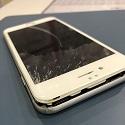 【恐るべし落下衝撃】画面破損…そして画面が外れたiPhone 6