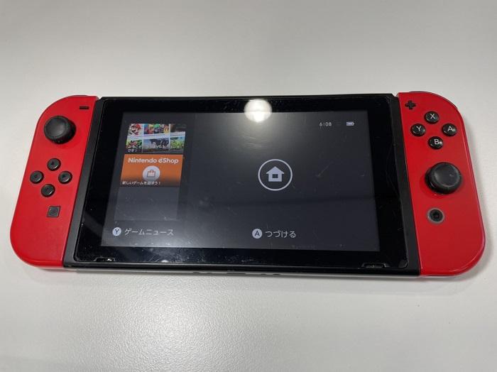 Nintendo Switch スイッチ 画面 液晶 修理 交換 福岡 小倉 北九州