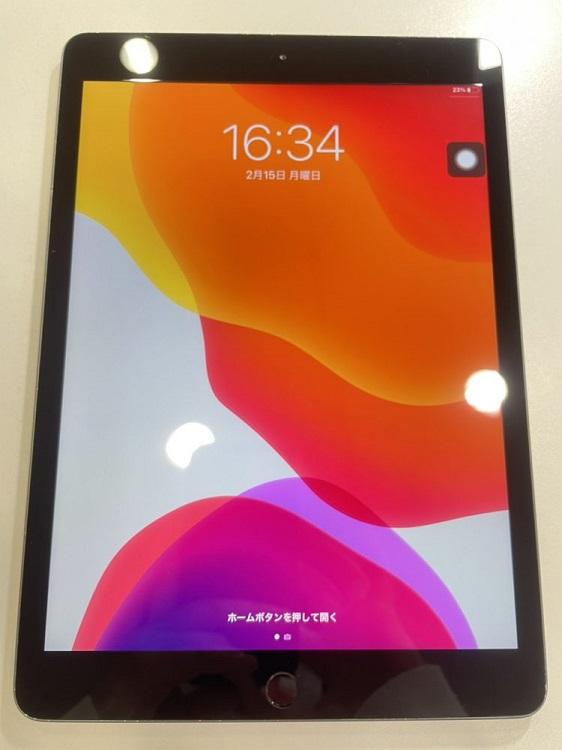 修理 北九州 小倉 タブレット iPad アイパッド ガラス割れ 画面