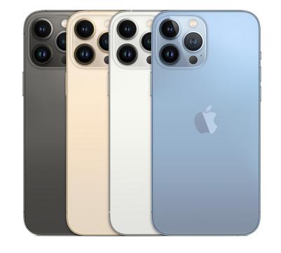 iPhone13ProMax カラバリ