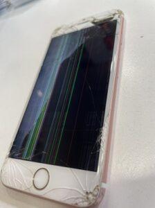 アイフォーン7 iPhone7 画面 液晶 割れ 映らない 修理 交換 北九州 小倉 福岡